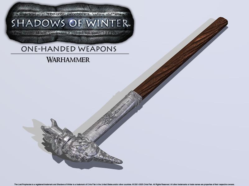 Dwarven War Hammer Images & Pictures - Becuo
